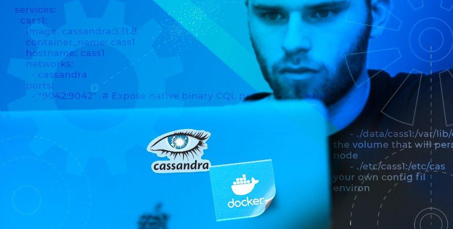 Containerized Cassandra Cluster for local testing