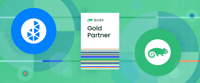 Digitalis Kubernetes Suse Logos