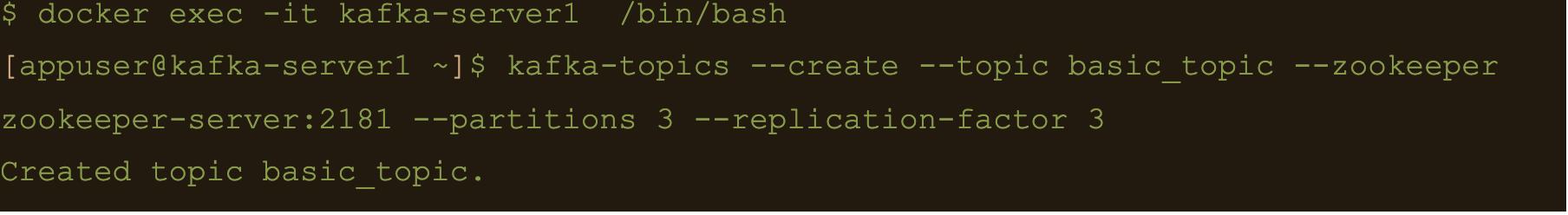 create --topic basic_topic