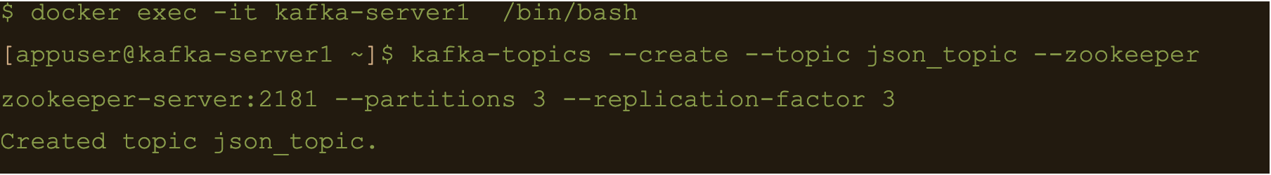 create --topic json_topic
